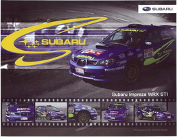 Subaru Hero Card-1